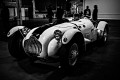 1950 Allard J2 was shown by Fred Simeone in the first demo day of 2015. The theme was Innovative Design. Simeone Museum Philadelphia, PA
