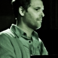 Dustin O'Halloran. A Winged Victory For The Sullen tour. West Park Presbyterian Church New York