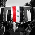 Flag of the land: Syria