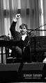 German Composer/ Pianist Moritz Eggert performing Hammerklavier V: Study in Fall and Hammerklavier XX: One Man Band 2
