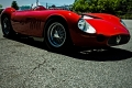 1956 Maserati 300S. Great Drivers Demo Day. Simeone Foundation Automotive Museum. Philadelphia, PA