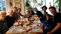 Christmas day brunch. Dody\'s place in Fullerton, CA