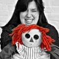 Ashley freaking out because of the doll. Contentious Reality studio in Chickopee, MA
