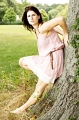 The tree will always be there, hopefully.  Sarah Miranda, model. Taken near Pen Ryn Mansion. Bensalem, PA