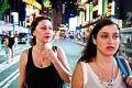 Nibal whispering. Broadway.
