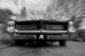 Pontiac GTO Circa 1966. Manayunk. Philadelphia, PA