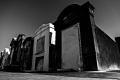 Their Power Is To Sit Still. St. Louis Cemetery. New Orleans, LA.Vieux Carre