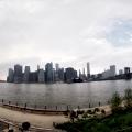 Brooklyn Bridge Park panorama