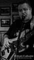Carl Suiter, Bass & Lead Male Vocals. Out Of Thin Air at the Ivory in Deep River, CT