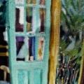 The door. the original by Peter Lanouette