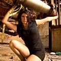 Heavy Weight Lifting. Sarah Miranda. N Front St & E Venango St Philadelphia, PA
