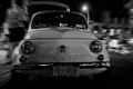 Fiat 500. West Village, NY