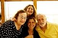 Omayma Khanom, Lili, Mimi and Daniel. Harlem Yacht Club.