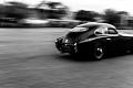 Fred Simeone driving the 1948 Talbot-Lago T26 Grand Sport Coupe. Simeone Museum Demo Day: French Revolution. Philadelphia, PA