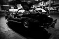 1956 Mercedes-Benz 300SL Gullwing. Rally Demo Day. Simeone Foundation Automotive Museum. Philadelphia, PA