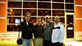 From Right To Left: Bilal,Ahmed , Ghazwan & this guy outside a BJ\'s near Ghazwan\'s campus. Stockton, CA