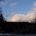 Clouds, clouds..