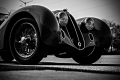 1938 Alfa Romeo 8C 2900B MM was featured at the Simeone Foundation Automative Museum part of their Why Did Brooklands Save So Many Cars Demo Day. Philadelphia, PA