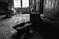 Chaos, chaos everywhere...The Scranton Lace Company. Scranton, PA