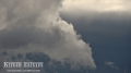 Clouds as seen from City Island\'s Main Street looking towards Manhattan in the late PM hours
