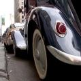 Citroen Traction Avant in NYC