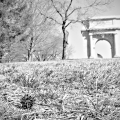 Memorial National Arch at Valley Forge Park. King Of Prussia, PA