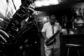 Chris Byars - Tenor Sax and Zaid Nasser - Alto Sax at Smalls Jazz Club New York, NY