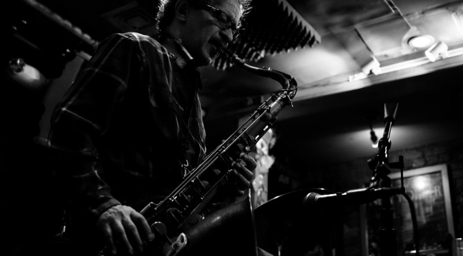 David Schnitter(Tenor Sax). The David Schnitter Quartet. Smalls Jazz Club, NY